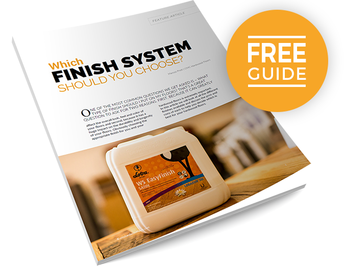 How to Choose a Finish PDF