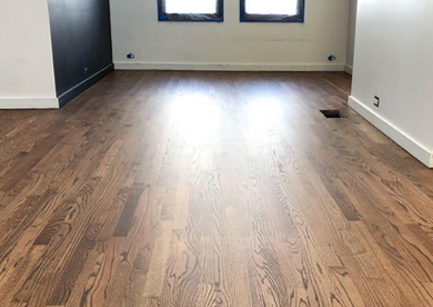 Hardwood Floor in Los Angeles After