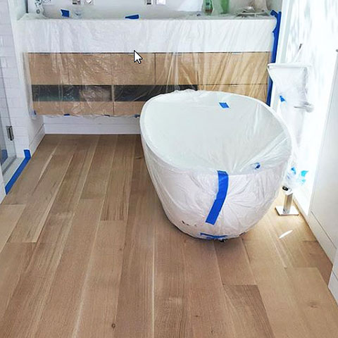 dustless floor sanding Los Angeles